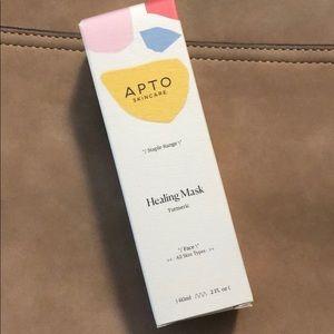 Apto Skincare Healing Mask for all skin types